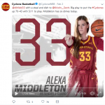 A perfect fit: The Alexa Middleton story
