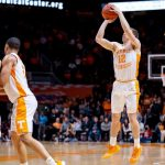 Tennessee walk-ons Brad Woodson, Lucas Campbell let loose on Senior Night
