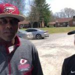 Riverdale softball coach Perry Lyons: 'Softball brought me back'