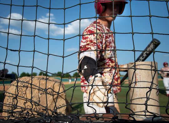 TSSAA Spring Fling 2019: Riverdale baseball brings lucky rock to state tournament
