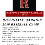 Baseball Summer Camp