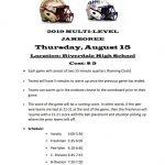 Football Jamboree Thursday