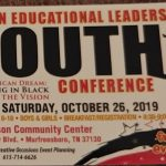 Youth Conference – Saturday, October 26, 2019