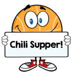 Chili Supper for Boys Basketball prior to Warren Co game