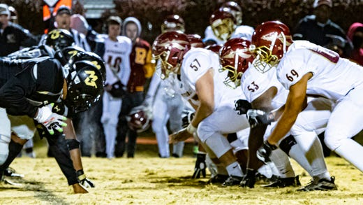 Riverdale football drops first-round playoff contest to Mt. Juliet