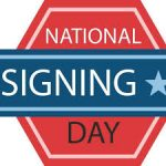 Congratulations to Everyone that Signed Today!