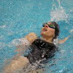 Warriors Swim Team won their season opener over Lavergne