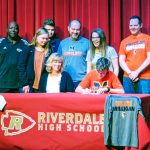 Eli Cramer signs with Milligan