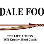 2020 Warriors Lift-A-Thon