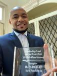 Congratulations Dr. Travis Douglas!
