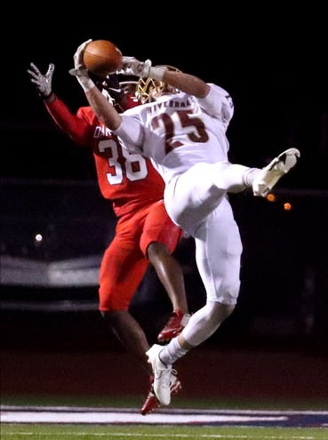 Oakland beats Riverdale in 6A quarterfinals for 10th straight Battle of the 'Boro win