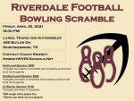 Football Team Bowling Scramble Fund-Raiser