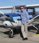 Riverdale baseball's Eli Delk used canceled season to earn pilot's license during pandemic