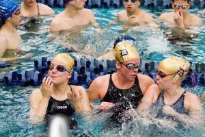 Swimming State Championship (Day 2)