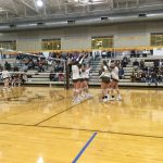 Girls Varsity Volleyball beats Layton 3 – 1