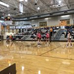 Girls Varsity Volleyball falls to Fremont 3 – 2