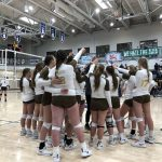 Girls Varsity Volleyball falls to Syracuse 3 – 0