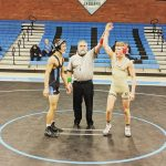 Varsity Wrestling beats West Jordan 64 – 16