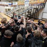Varsity Wrestling falls to Syracuse 50 – 18