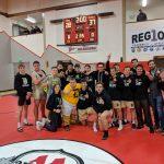 Varsity Wrestling beats Weber 37 – 28