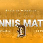 Girls Tennis Match Today