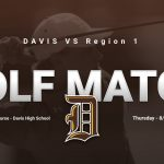 Golf Match at Davis Park Today
