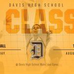Girls Volleyball Classic Tournament Tomorrow at Davis High School