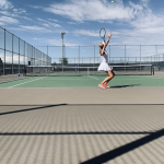 Girls Tennis beats Clearfield – Results