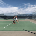 Girls Tennis Beats Copper Hills – Results