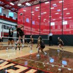 Girls Varsity Volleyball falls to Copper Hills 2 – 1