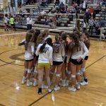 Girls Varsity Volleyball beats Northridge 3 – 2