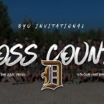 XC Runs tomorrow at the BYU Invitational