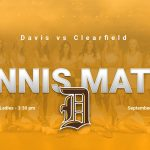 Girls Tennis vs Clearfield