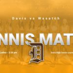 Girls Tennis vs Wasatch Today