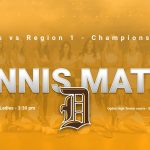 Girls Tennis competes today and tomorrow for the Region 1 Championship