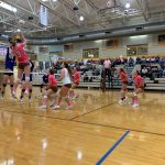 Girls Varsity Volleyball falls to Fremont 3 – 1