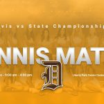 Good Luck Girls Tennis Team – State Championships