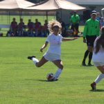 Girls Soccer plays @ Syracuse in Quarter-Finals (10/17)