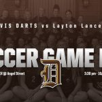 Girls Soccer vs Layton today!