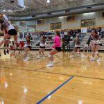 Girls Varsity Volleyball beats Weber 3 – 0