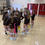 Girls Varsity Volleyball falls to Northridge 3 – 0