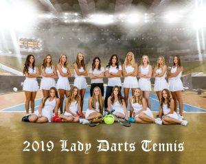 Girls Tennis 2019