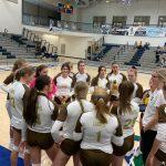 Girls Varsity Volleyball falls to Syracuse 3 – 0