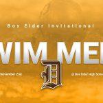 Davis Swim Team travels to Box Elder on Saturday.