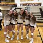Girls Volleyball beats Cyprus 3 – 0 in State Playoff