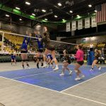 Girls Volleyball falls to Fremont in State Quarter Final