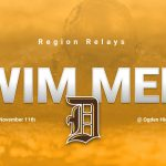 Davis Swim @ Region Relays on Tuesday!!!