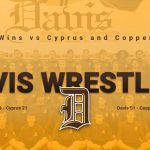 Davis Wrestling defeats Cyprus and Copper Hills