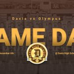 Boys Basketball Game vs Olympus today