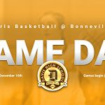 Girls Basketball @ Bonneville 12/10